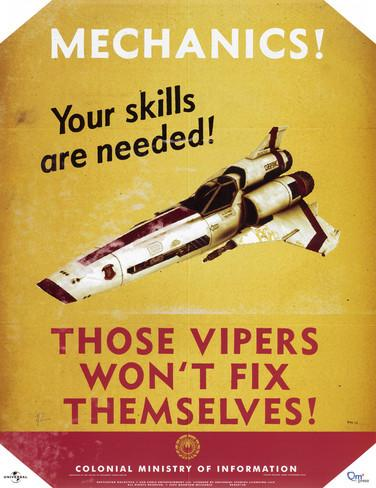battlestar-galactica-mechanics-your-skills-are-needed-tv-poster-print