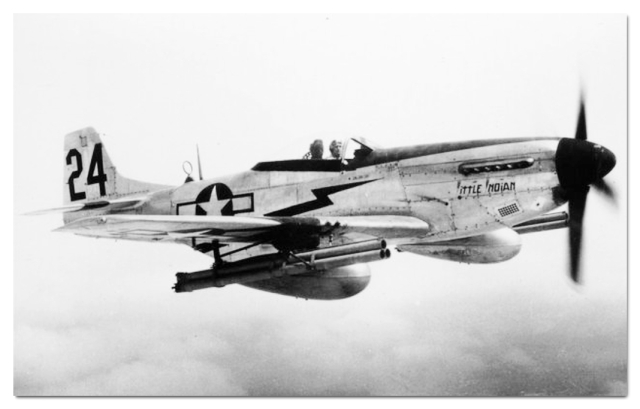 P-51D Little Indian