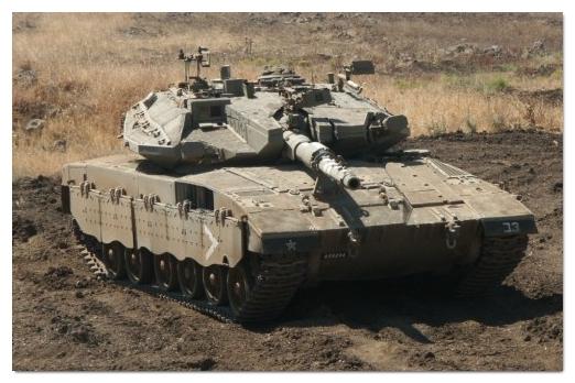 Merkava_Mk_3_III_main_battle_tank_Israeli_Army_Israel_007